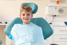 Pediatric Dentistry provided by Dr. Eric E. Rader and Rader Cosmetic and Family Dentistry in Roswell, GA